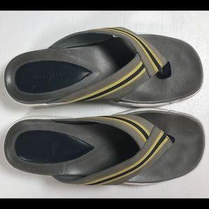 """Cole Haan Nike Air slide on sandals 1.5"""" heel shoe"""